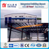 Niedrige Kosten-galvanisiertes Stahlkonstruktion-Gebäude