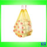 Полиэтиленовые пакеты HDPE, пакуя мешки, мешки отброса Drawstring