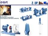 Type de la vitesse 2900r/Min Dfl d'acier inoxydable pompe à plusieurs étages de canalisation pour des eaux usées d'approvisionnement en eau