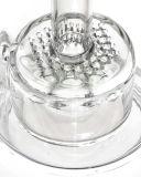 فوّهة قطعة فم قرص عسل [برك] [إينسكلر] زجاجيّة يدخّن [وتر بيب] ([إس-غب-587])