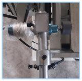 Fresadora de ranura de agua para perfil de plástico