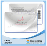 Kaart RFID van pvc van lage Kosten de Lege voor Toegangsbeheer