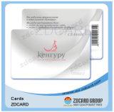 Scheda astuta dello spazio in bianco RFID del PVC di basso costo per controllo di accesso