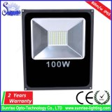 Ce/RoHS 100WはEpistar SMD LEDsのLEDのフラッドライトを細くする