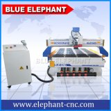 Máquina de grabado del ranurador del CNC de la alta calidad de Ele 1325, ranurador de madera del CNC del grabado de los muebles de China