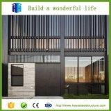 Edifício elevado da construção de aço da ascensão do edifício do mercado