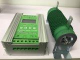 generador de turbina de viento de la CA 400W para el uso de la casa del sistema de red