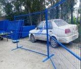 Barriera di sicurezza provvisoria esterna