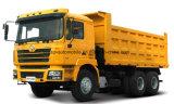 최신 판매 Shacman 화물 자동차 20 톤 20 T 팁 주는 사람 트럭