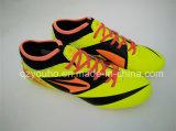 Drei Farben auf Lager Fußball-Schuhe für Männer (YH022)