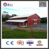 Xgz 예쁜 색깔 강철 구조물 집 또는 창고