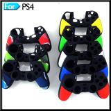 Coperchio antiscorrimento molle della cassa del silicone dei video accessori per la pelle del regolatore del gioco PS4 di Playstation 4