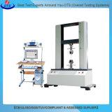 Fabricante de equipamiento extensible de la prueba de la fuerza extensible de prueba de la materia textil universal de la máquina