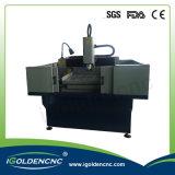 Máquina de grabado del metal del CNC para la madera del corte del grabado, aluminio, acero