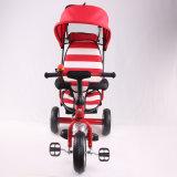 Трицикл детей тканевого материала Knit изготовлений трицикла Китая новой модели мягкий для младенца