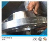 Bride d'acier du carbone de collet de soudure d'ASME B16.5 Sch40