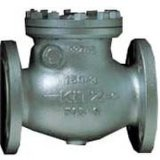 Válvula de verificação H41t-16 do vapor do ferro de molde (DN25~DN300)
