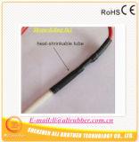 Silikon-Gummi-Heizungs-Draht des Durchmesser-4mm 110V 20W/M