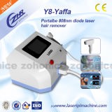 Y8 Yaffa 세륨 승인 머리 제거 808nm 다이오드 Laser 기계