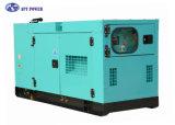 conjunto de generador diesel espera silencioso de 50kw Cummins con el alternador sin cepillo