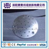 Disque pur de molybdène pour la métallisation sous vide
