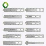 Les accessoires Customed de machine-outil scie que la lame pour Orhtopedic/découpage chirurgical a vu
