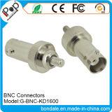 Conetor coaxial dos conetores de BNC Kd1600 para conetores de BNC