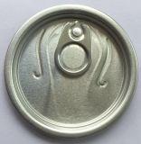 Couvercle ouvert partiel du fer blanc 211 pour l'huile lubrifiante