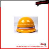 De plastic Bouwvakker/Veiligheid GLB/Vorm van de Helm