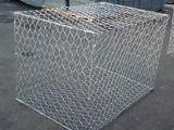 Тип сетка Ferrule нержавеющей стали 304 гибкий зверинца провода кабеля для сделанной клетки