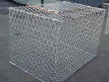 ステンレス鋼の作られたケージのための適用範囲が広いフェルールケーブルの動物園の網