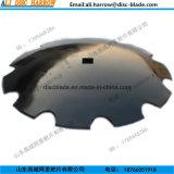 高品質65mnディスクまぐわのための鋼鉄ディスク刃