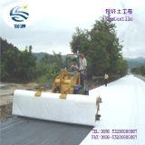 Carretera 200g del geotextil de la fibra que hace punto corta