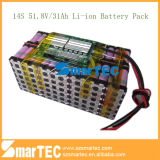 Li-ion Battery 14s12p 51.8V 18650