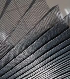 O engranzamento PP da tela da fibra de vidro plissou o engranzamento plissado poliéster do engranzamento de Petpleated do engranzamento