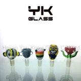 Fabricante 14mm Tazón de vidrio para tubos de vidrio de agua
