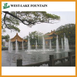 Musikalisches Fountain für Pool von Putuo Mountain von China