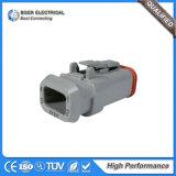 자동 전기 장치 방수 Deutsch Dt 시리즈 연결관 Dt06-4s-Ce04