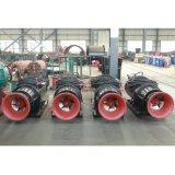 Hohe Leistungsfähigkeits-versenkbare Propeller-Pumpe für Abwasserbehandlung