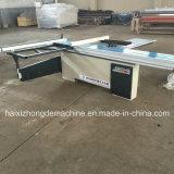 A tabela de deslizamento de madeira modelo do painel da mobília de Mj6132ty viu