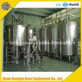 Equipo de la cervecería de la cerveza del acero inoxidable del Brew para la elaboración de la cerveza de Mamobrewery usada en los E.E.U.U.