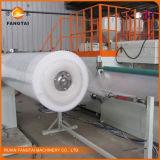 Máquina composta 1200mm da película da bolha de cinco camadas