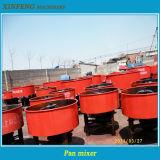Jw750 de PanGrootte van de Concrete Mixer van het Type