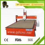 Fabrik-Zubehör hölzerne schnitzende CNC-Maschine mit pneumatischem Hilfsmittel-Wechsler (QL-M25-X)