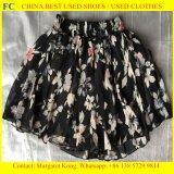 De Gebruikte Kleding van de goede Kwaliteit voor de Slijtage van de Dame, van de Mens & van het Kind van China (fcd-002)