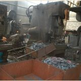 G80 forjadas resistentes giratoria de la grúa gancho de elevación