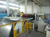 Автоматическая стальная катушка разрезая линию машину
