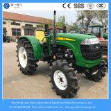 ферма 55HP 4WD/сад/лужайка/гулять/миниый/аграрный/компактный трактор с гидровлическим управлением рулем и дифференциальным замком