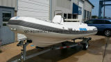 Aqualand 4.7m 16feet Rib BoatかRigid Inflatable Boat (RIB470C)