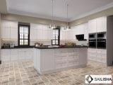 De moderne Houten Keukenkast van Europa van het Eiland van het Meubilair van het Hotel van het Huis